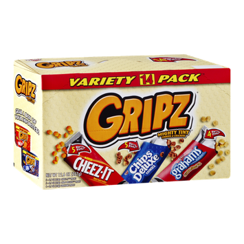 Gripz Variety Pack - 14 CT