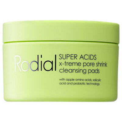 Rodial Skincare X-treme Pore Shrink Cleansing Pads, 50 ea