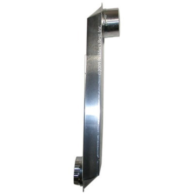 Builders Best 110173 18-inch to 29-inch Adjustable Dryer Periscope