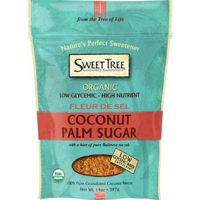 Big Tree Farms Coconut Sugar Fleur de Sel, 14-Ounce Pouches (Pack of 3)