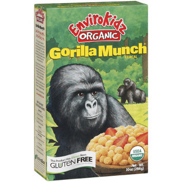 EnviroKidz Organic Gorilla Munch Cereal