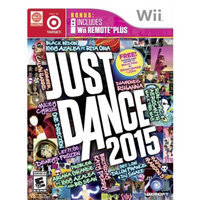 UBI Soft Just Dance 2015 with Wii Remote Plus - Target Exclusive (Nintendo Wii)