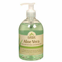Clearly Naturals Clearly Natural Pure and Natural Glycerine Hand Soap Aloe Vera 12 fl oz