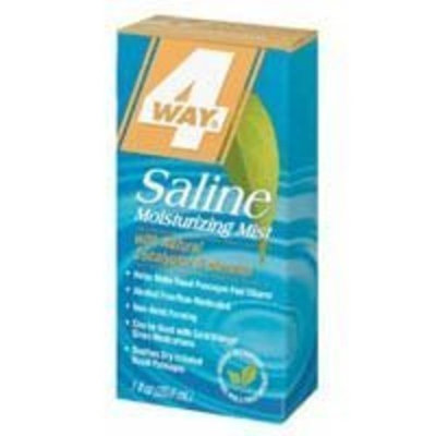 4 Way 4-Way Saline Spray-1, oz.