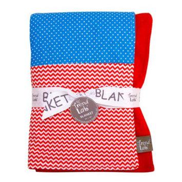Test Trend Lab Mommy's Little Monster Receiving Blanket Kid's
