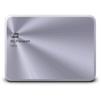 Western Digital WD My Passport Ultra Metal Edition External Hard Drive