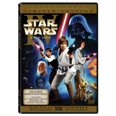 Star Wars Episode IV: A New Hope (Limited Edition)