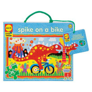 Alex Toys Giant Puzzle - Spike On a Bike
