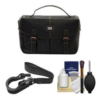 Jill-E Jill-e Jack Day Trip DSLR Camera Bag (Brown) with Camera Strap + Accessory Kit