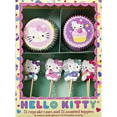 Meri Meri Hello Kitty Cupcake Kit
