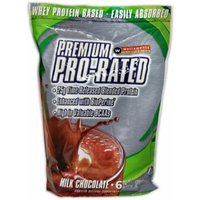 Pro Rated Wellements Pro-Rated Protein Supplement, Vanilla Cream , 6 lbs