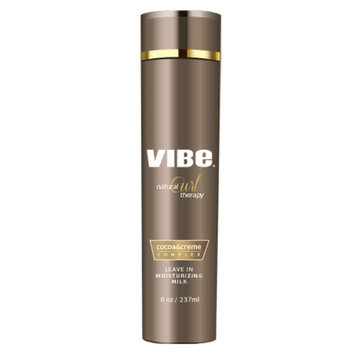 Vibe Beauty Natural Curl Therapy Leave In Moisturizing Milk, 8 fl oz