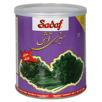 Sadaf Sabzi Aash, Dehydrated Herbs, 2-Ounce Canister (Pack of 6)