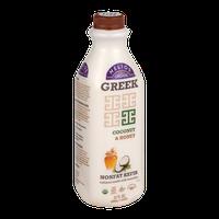 Helios Organic Greek Nonfat Kefir Coconut & Honey