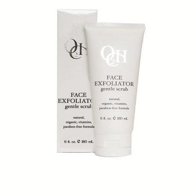 O2CH Face Exfoliator Gentle Scrub