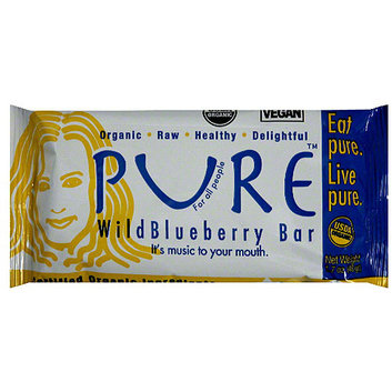 Pure Bar Pure Wild Blueberry Fruit & Nut Bar