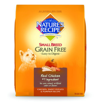Nature's RecipeA Small Breed Grain Free Adult Dog Food