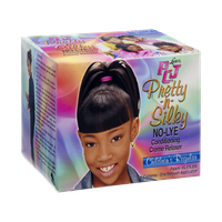 Luster's PCJ Pretty -n- Silky No-Lye Children's Regular Conditioning Creme Relaxer