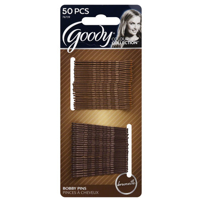 Goody Colour Collection Metallic Finish Bobby Pins