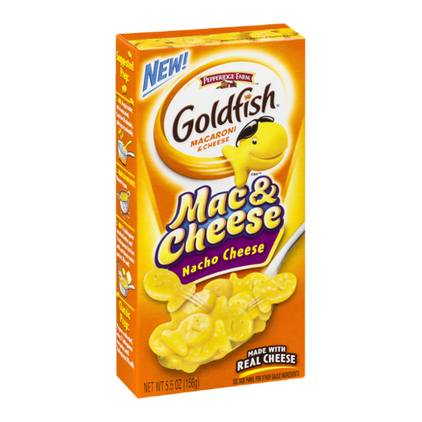Goldfish® Mac & Cheese Nacho Cheese