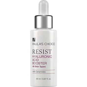 Paula's Choice Resist Hyaluronic Acid Booster with Ceramides - Plumps Fine Lines and Wrinkles - 0.67 oz