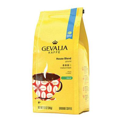 Gevalia House Blend Decaf Medium/Dark Coffee