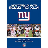 NFL: New York Giants - Road to XLVI (Widescreen)