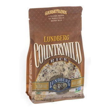 Lundberg Family Farms Rice, Countrywild, 1 LB (Pack of 6)