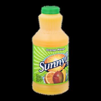 Sunny D Citrus Punch Orange Mango
