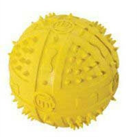 Ethical Dura-Flex Large Rubber Ball, Assorted Colors, 3-3/4-Inch