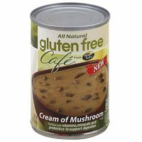 Gluten Free Cafe Health Valley  Cream of Mushroom Soup