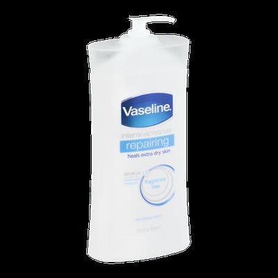 Vaseline Intensive Care Repairing Moisture Lotion
