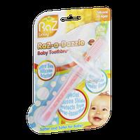 RaZbaby RaZ-a-Dazzle Baby Toothbrush