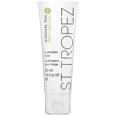 St. Tropez Tanning Essentials Gradual Tan Plus Anti-Ageing Multi-Action Face 1.6 oz
