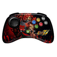 MadCatz Official Street Fighter IV FightPad for Xbox 360