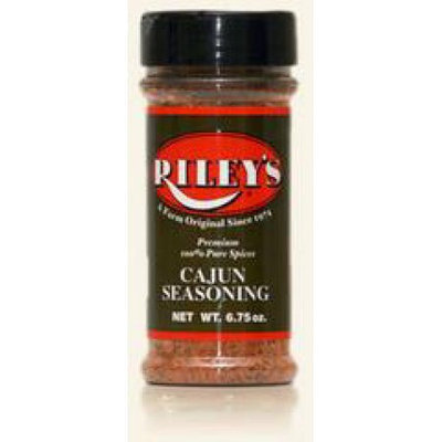 Riley's Rileys Riley Cajun Seasoning 6.75 Oz