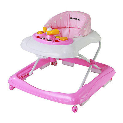 Dream on Me Scout Musical Walker and Activity Center