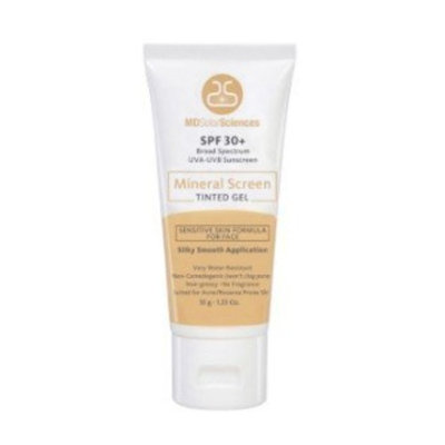 MDSolarSciences SPF 30+ Mineral Screen Tinted Gel