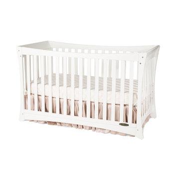 Foundations Worldwide, Inc. Child Craft Parisian 3-in-1 Stationary Crib in Matte White