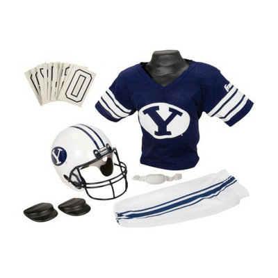 Franklin Sports Byu Deluxe Uniform Set - Small