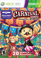 Cat Daddy Carnival Games: Monkey See, Monkey Do