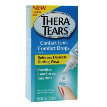 TheraTears Contact Lens Comfort Drops, .5 fl oz