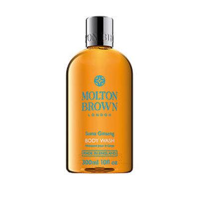 Molton Brown Suma Ginseng Body Wash, 10 oz