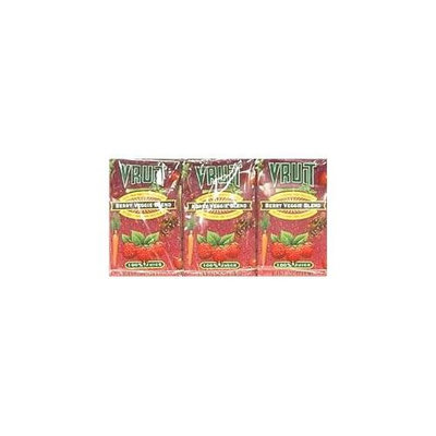 Vruit Juice Berry Veggie 3/8 Oz -Pack of 9
