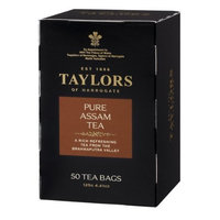 Taylors of Harrogate Pure Assam Tea, 50-Count Tea Bags (Pack of 6)