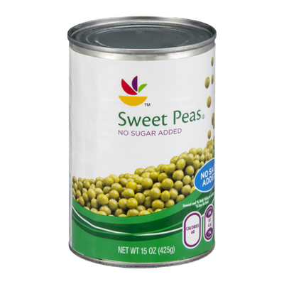 Ahold Sweet Peas No Sugar Added