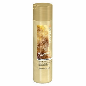 Pantene Pro-V Blonde Expressions Daily Color Enhancing Shampoo with Liquid Crystals