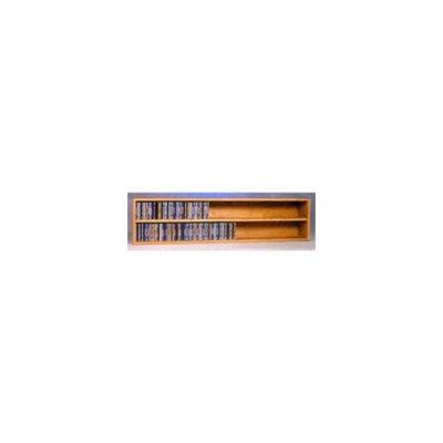Wood Shed 52 in. Wall Shelf (Honey Oak)