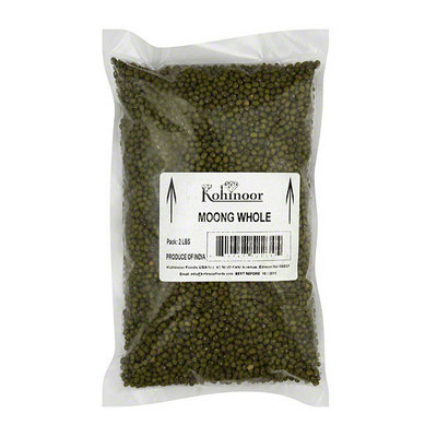 Kohinoor Whole Moong Beans