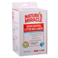 Nature's Miracle® Odor Control Litter Box Liners
